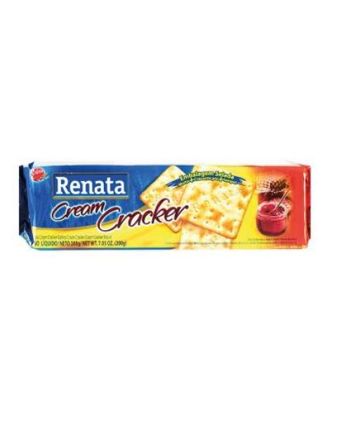 Biscoito Cream and Cracker Renata 200g