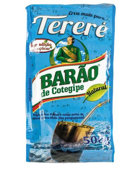 Erva Tereré Barão Tradicional 500g