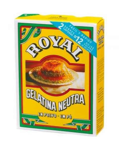 Gelatina Royal Neutra 20g