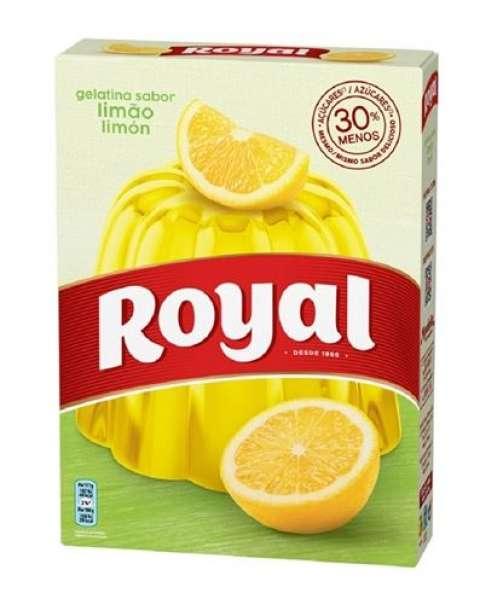 Gelatina Royal Limão 2 x 57g