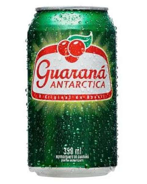 Guaraná Antartica Lata 330ml