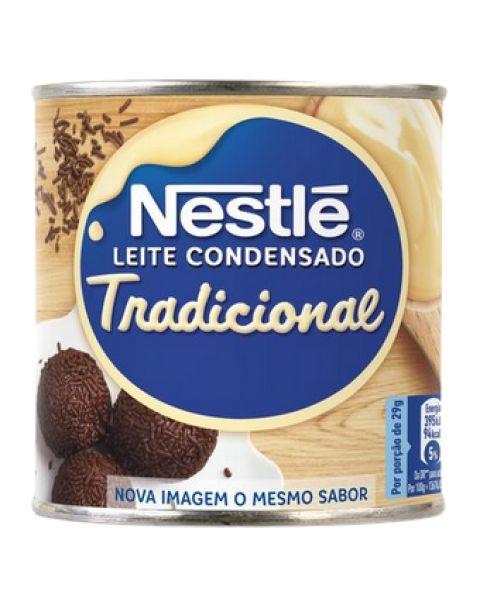 Leite Condensado Tradicional Nestlé 370g