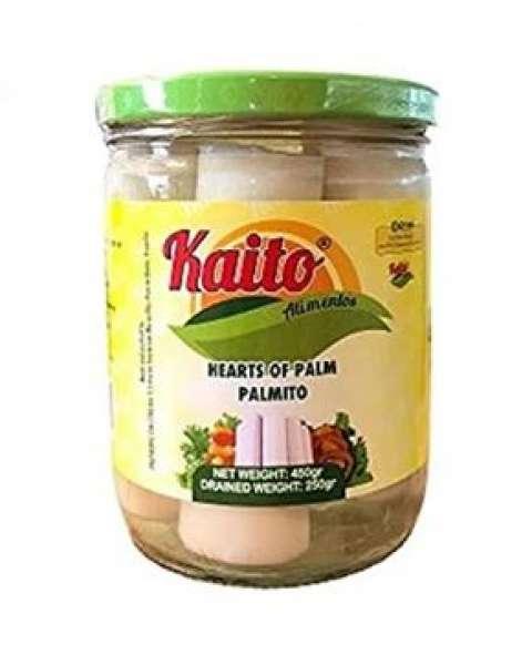Palmito Kaito Vidro 450g