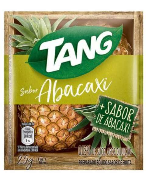 Refresco Tang Abacaxi 25g