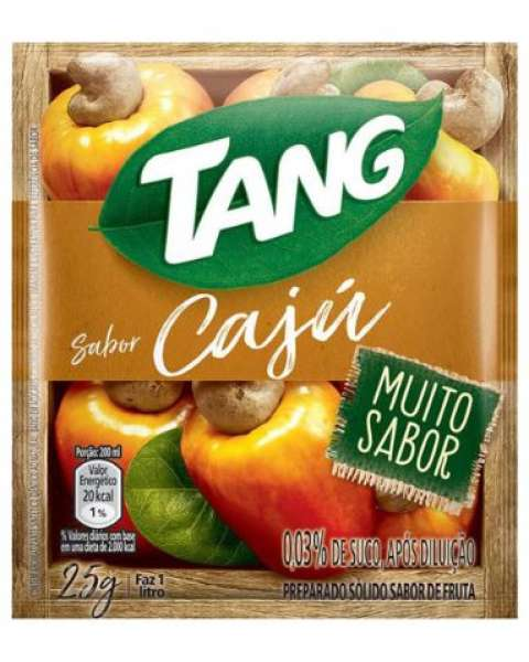 Refresco Tang Caju 25g