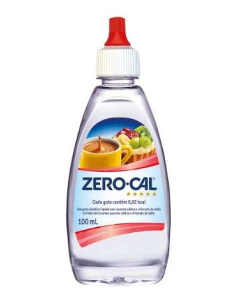 Adoçante Zero Cal 100ml