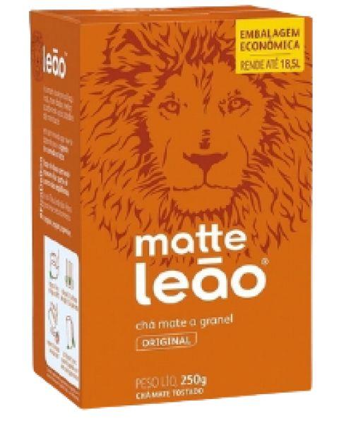 Chá Mate Leão 250g