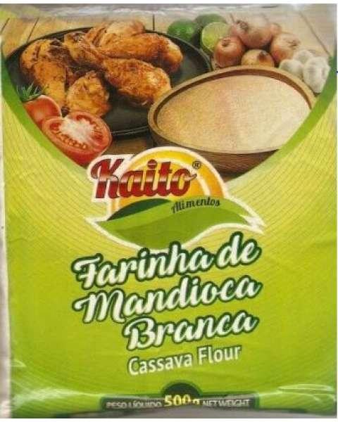 Farinha de Mandioca Branca Kaito 500g