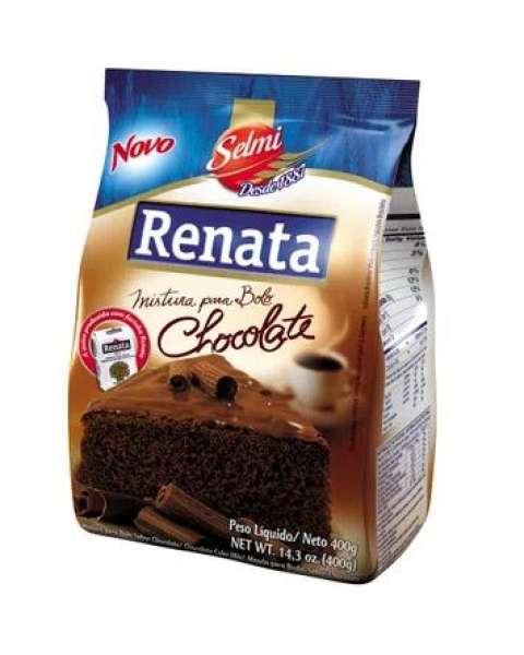 Mistura para Bolo de Chocolate Renata 400g