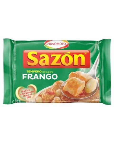 Tempero Pronto para Frango com Sal Sazón 60g