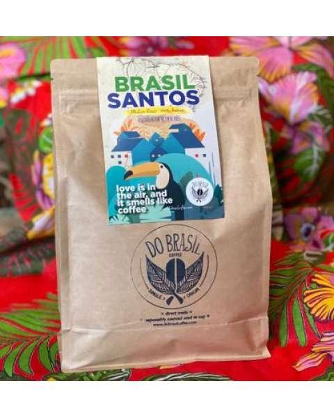 Café Brasil Santos 1Kg