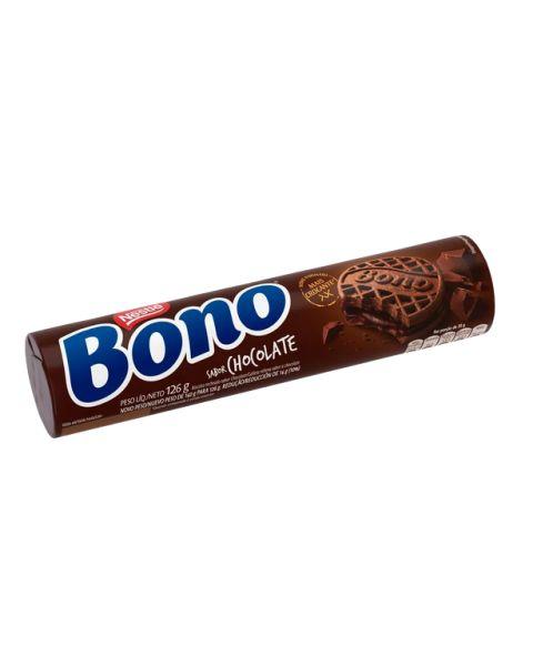 Biscoito Recheado Chocolate Bono Nestlé 126 g