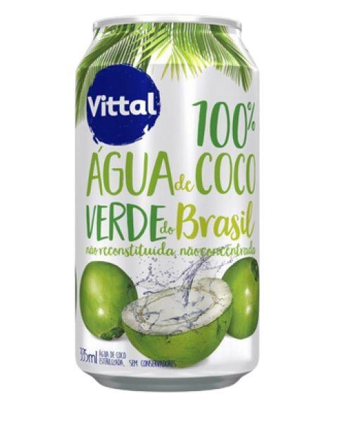 Água de Coco Vital 335ml