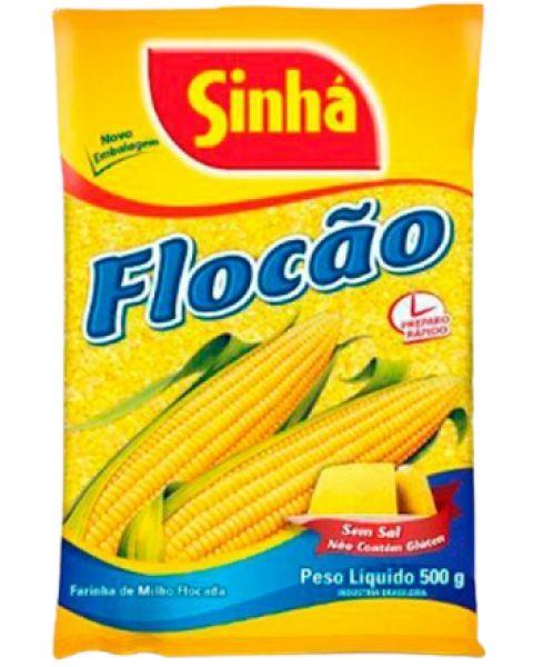 Flocão de Milho Sinhá 500g