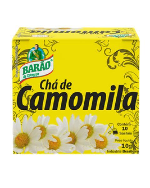 Chá Camomila Barão 40g