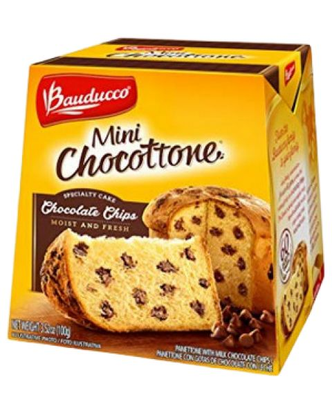 Mini Chocottone Bauducco 100g