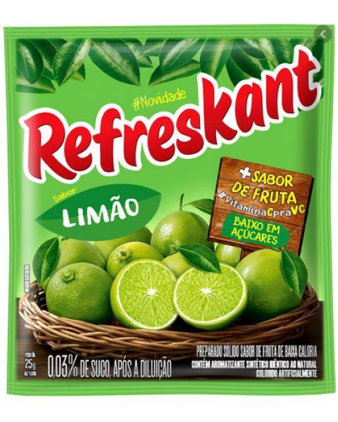 Refreskant Limão 25g
