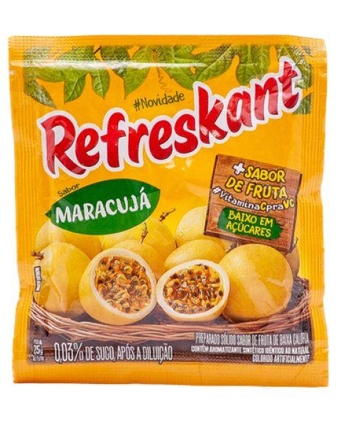 Refreskant Maracujá 25g