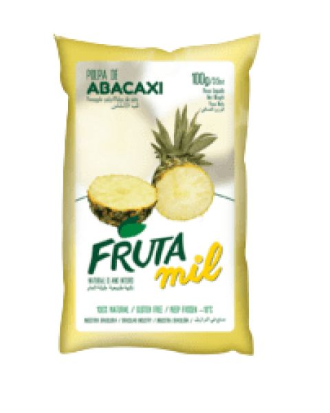 Polpa de Frutas - Abacaxi 100g