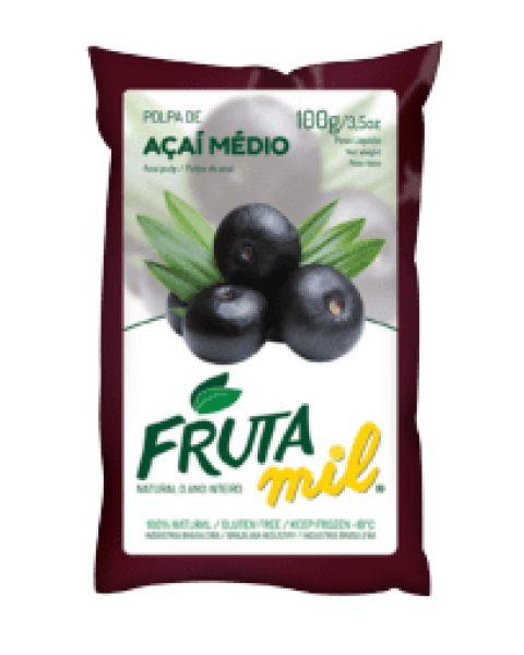 Polpa de Frutas - Açaí Médio 100g