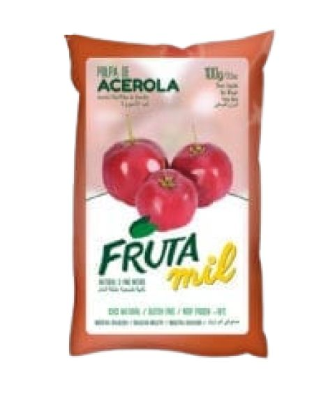 Polpa de Frutas - Acerola 100g