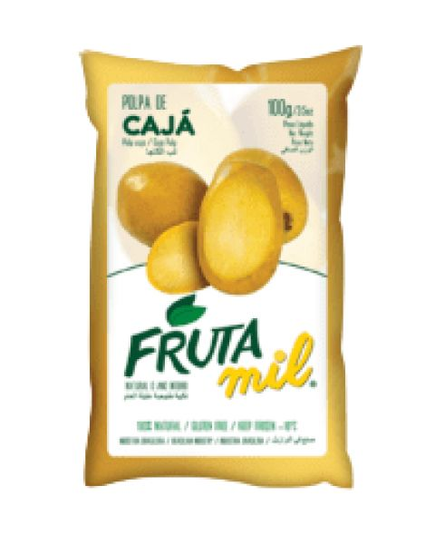 Polpa de Frutas - Cajá 100g