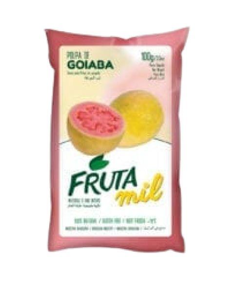 Polpa de Frutas - Goiaba 100g