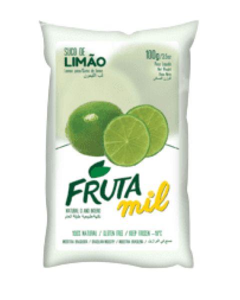 Polpa de Frutas - Limão 100g