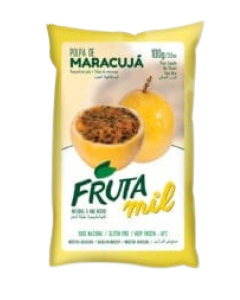 Polpa de Frutas - Maracujá 100g