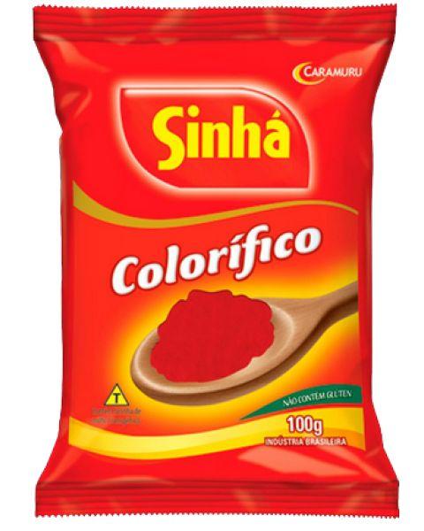 Colorífico Sinhá 100g