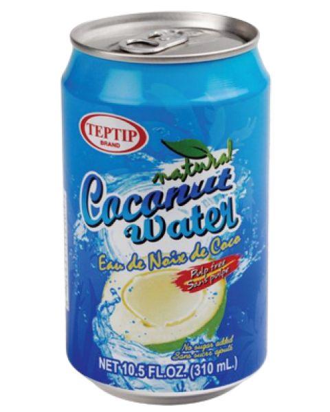 Água de Coco 100% Natural Teptip 310ml