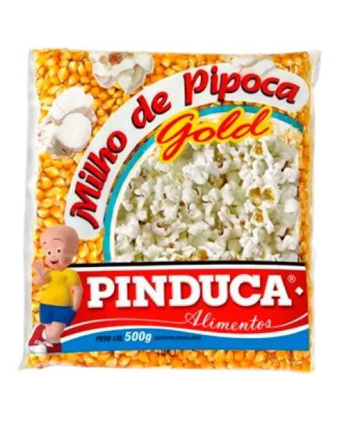 Milho para pipoca Pinduca 500g