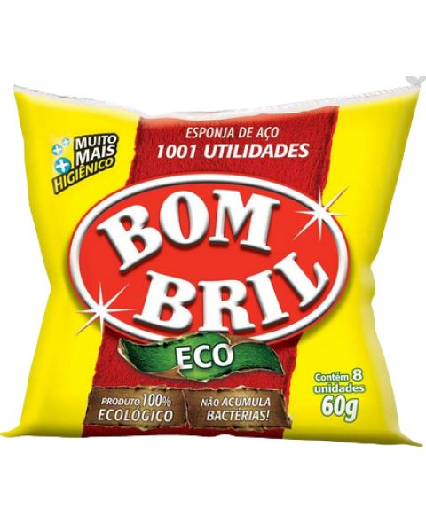 Esponja de Aço Bombril 60g