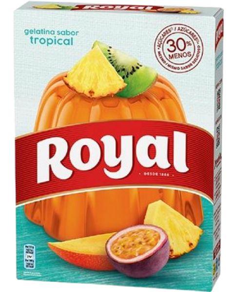 Gelatina Royal Tropical 2 x 57g