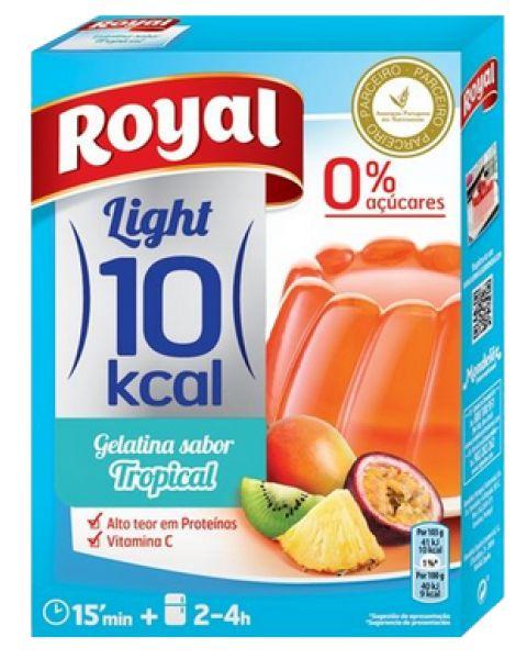 Gelatina Royal Light Tropical 31g