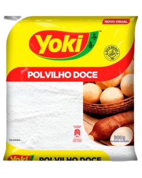 Polvilho Doce Yoki 500g
