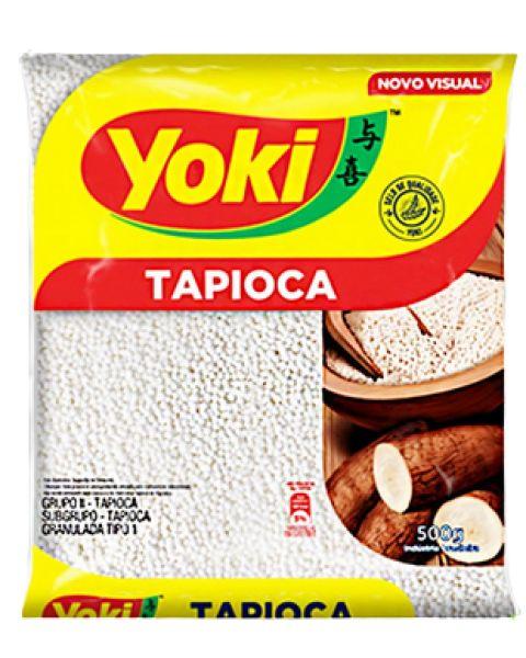 Tapioca Granulada Yoki 500g