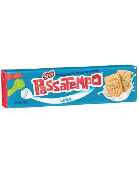Biscoito Passatempo de Leite sem recheio 150g