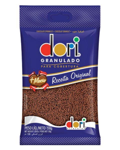 Chocolate Granulado Dori 150g